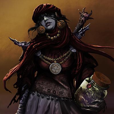 Queen of the Kurgans