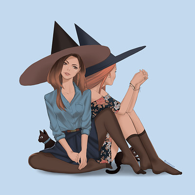 Samia rachid witches