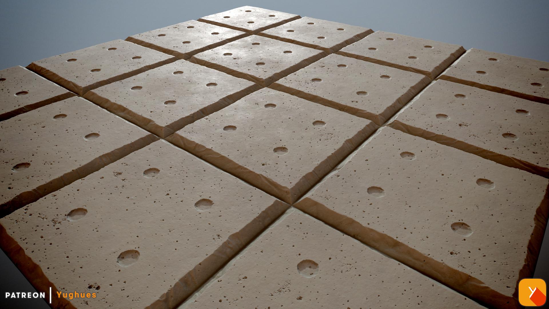 Hugues muller concrete scr02