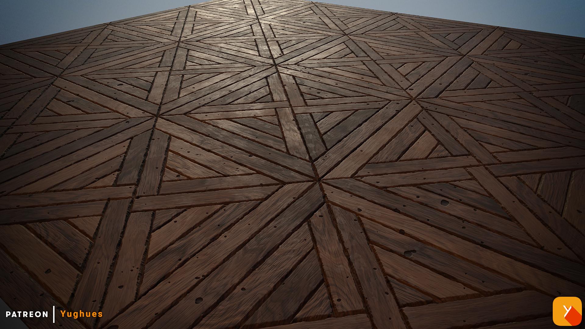 Hugues muller wood flooring scr02