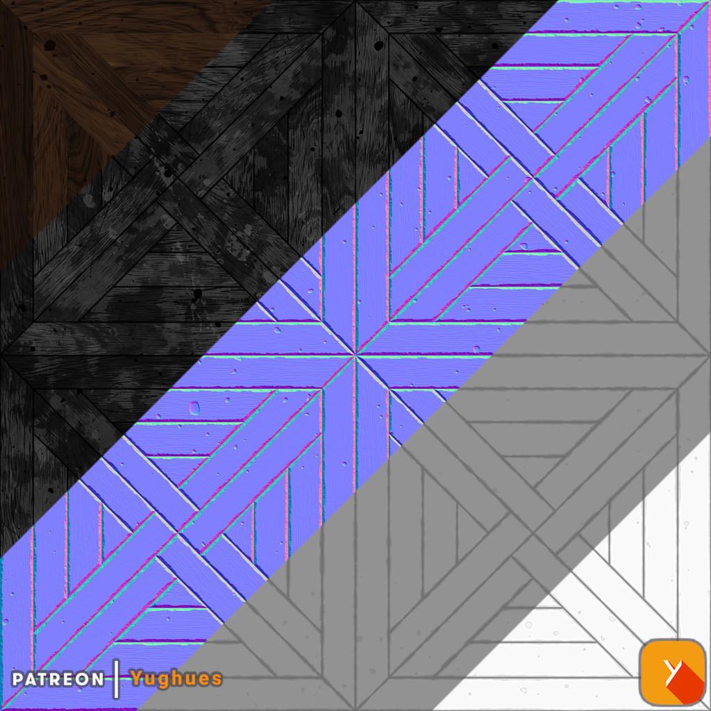 Hugues muller wood flooring scr04