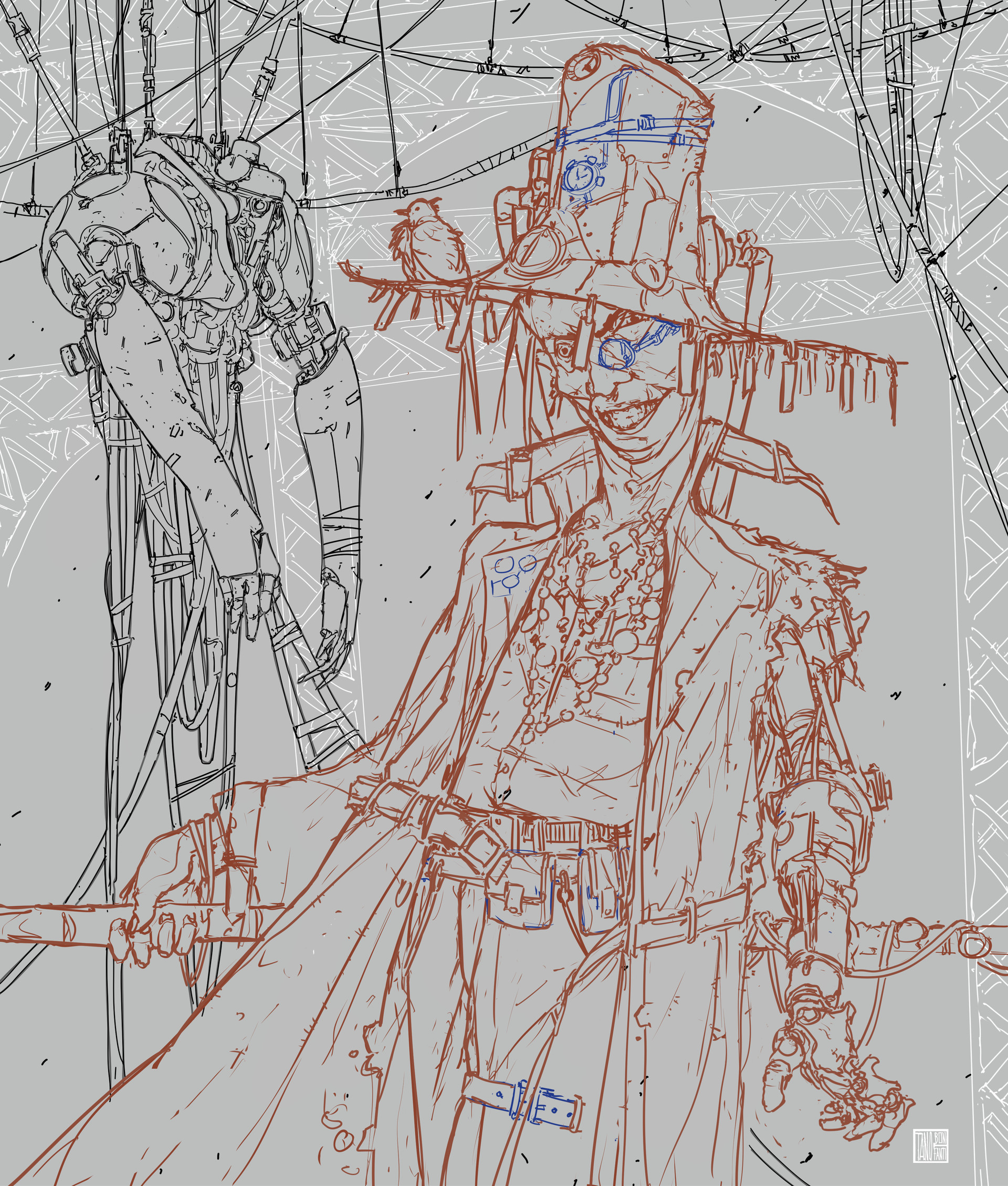 Tano bonfanti tano bonfanti myths monsters and machines draft