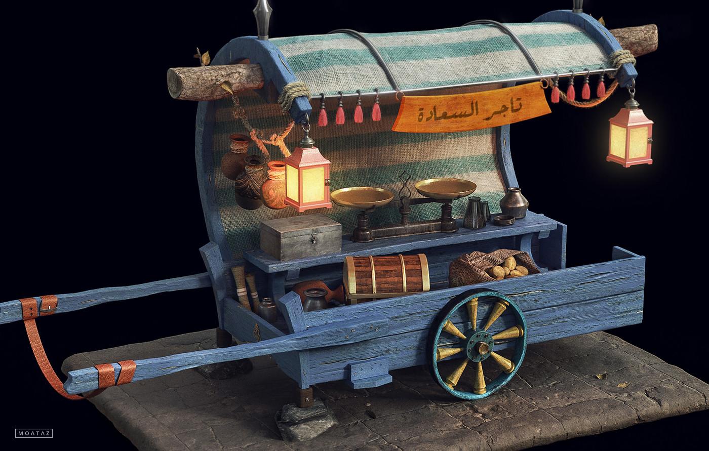 Moataz el sayed cart 1400 1