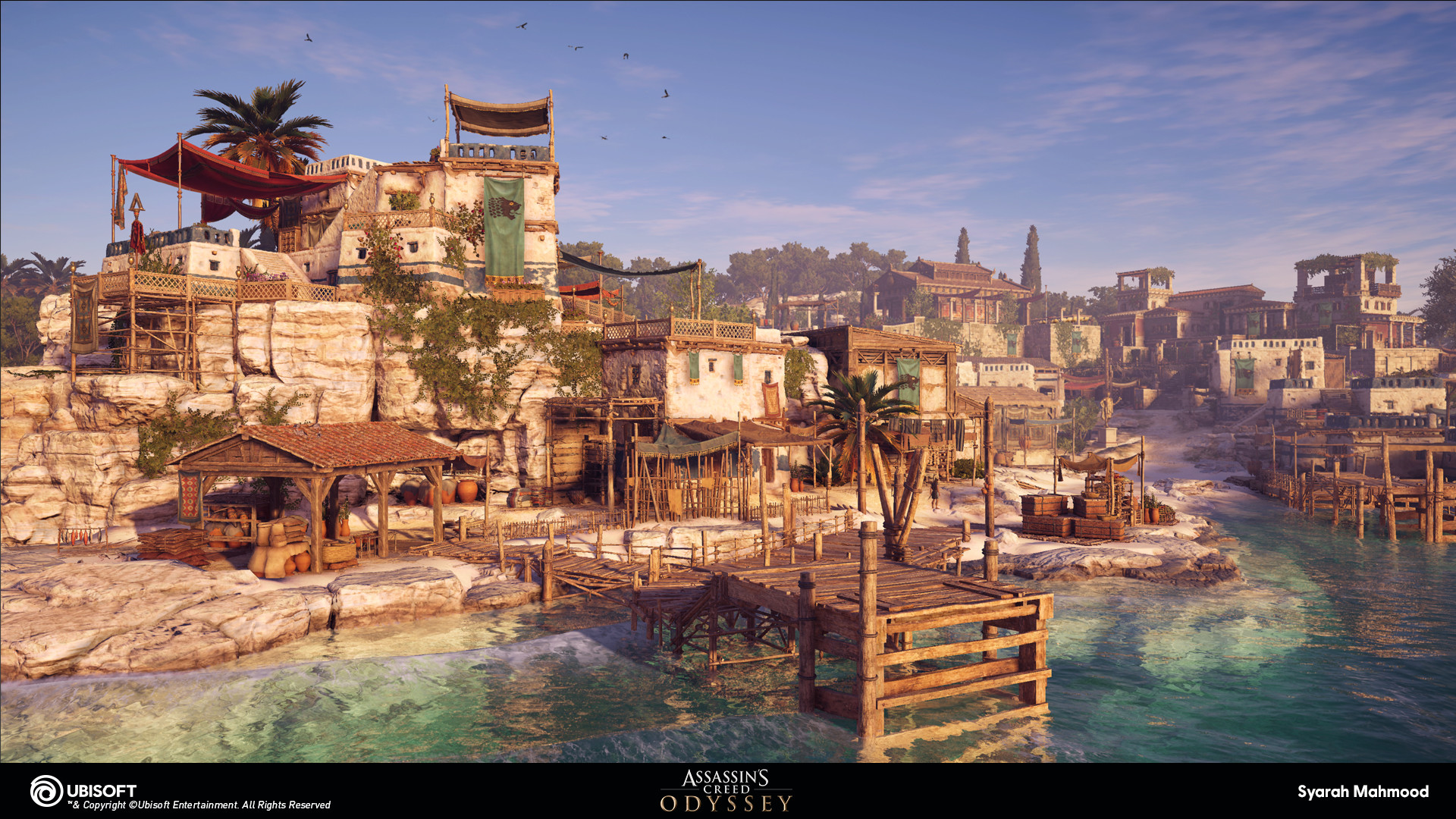 Syarah Mahmood Assassin S Creed Odyssey Kos Samos Kythera Islands