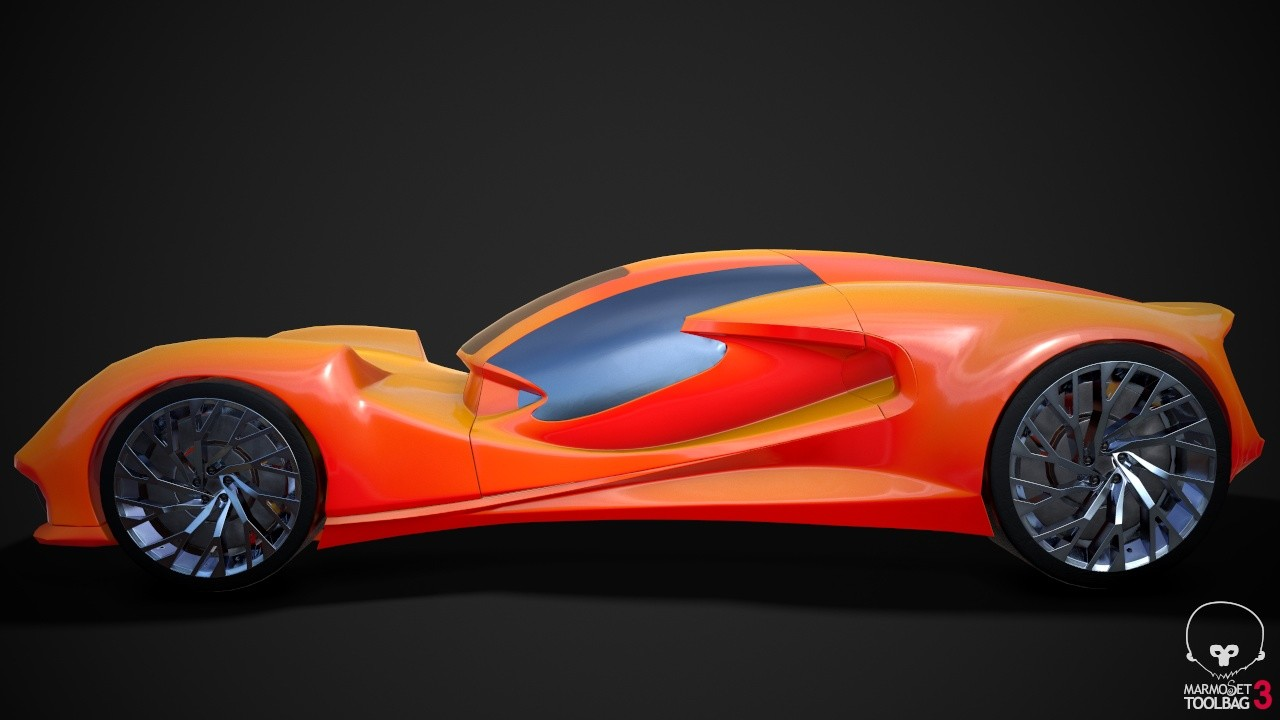 SR/Sunset Concept Car
