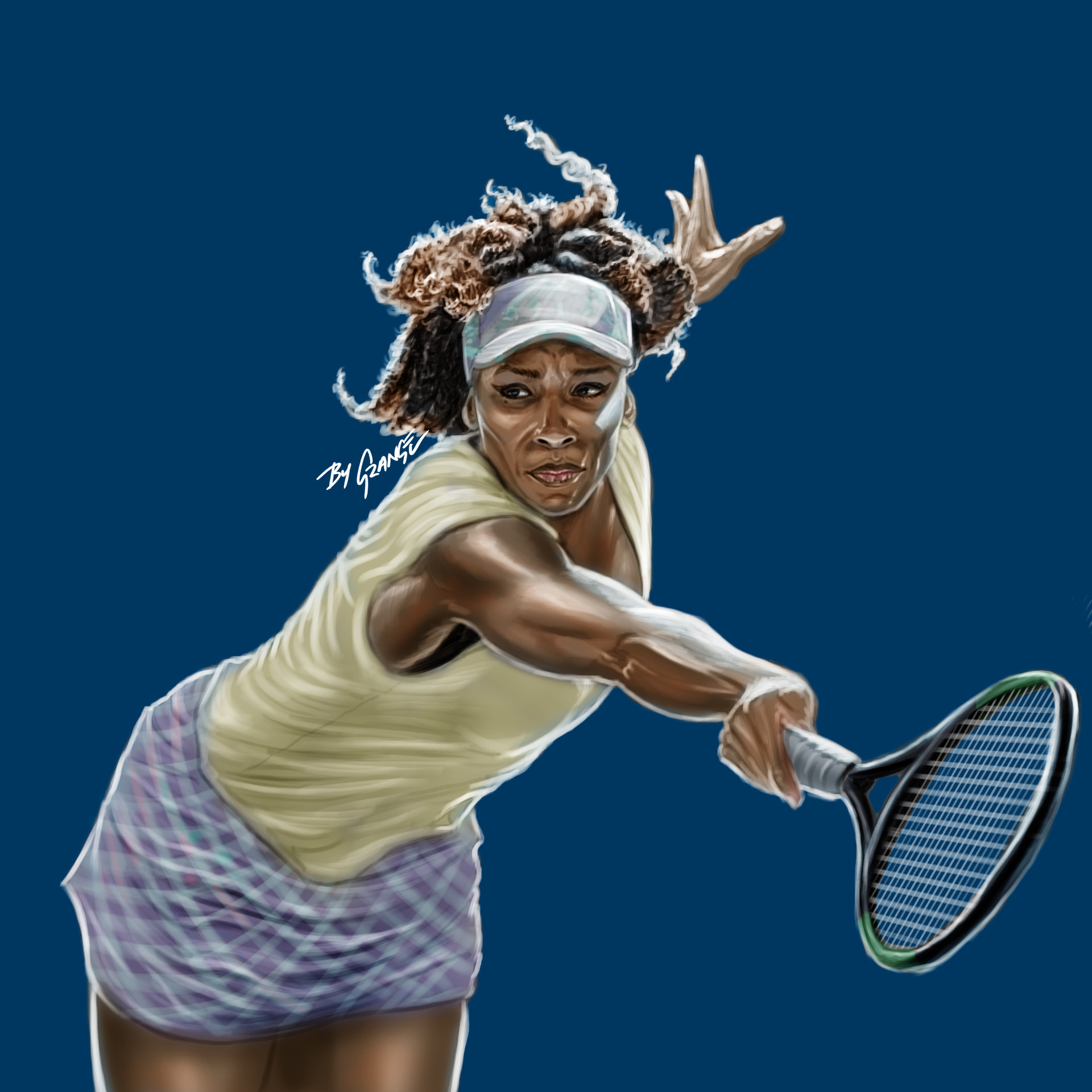 Grange wallis venus williams