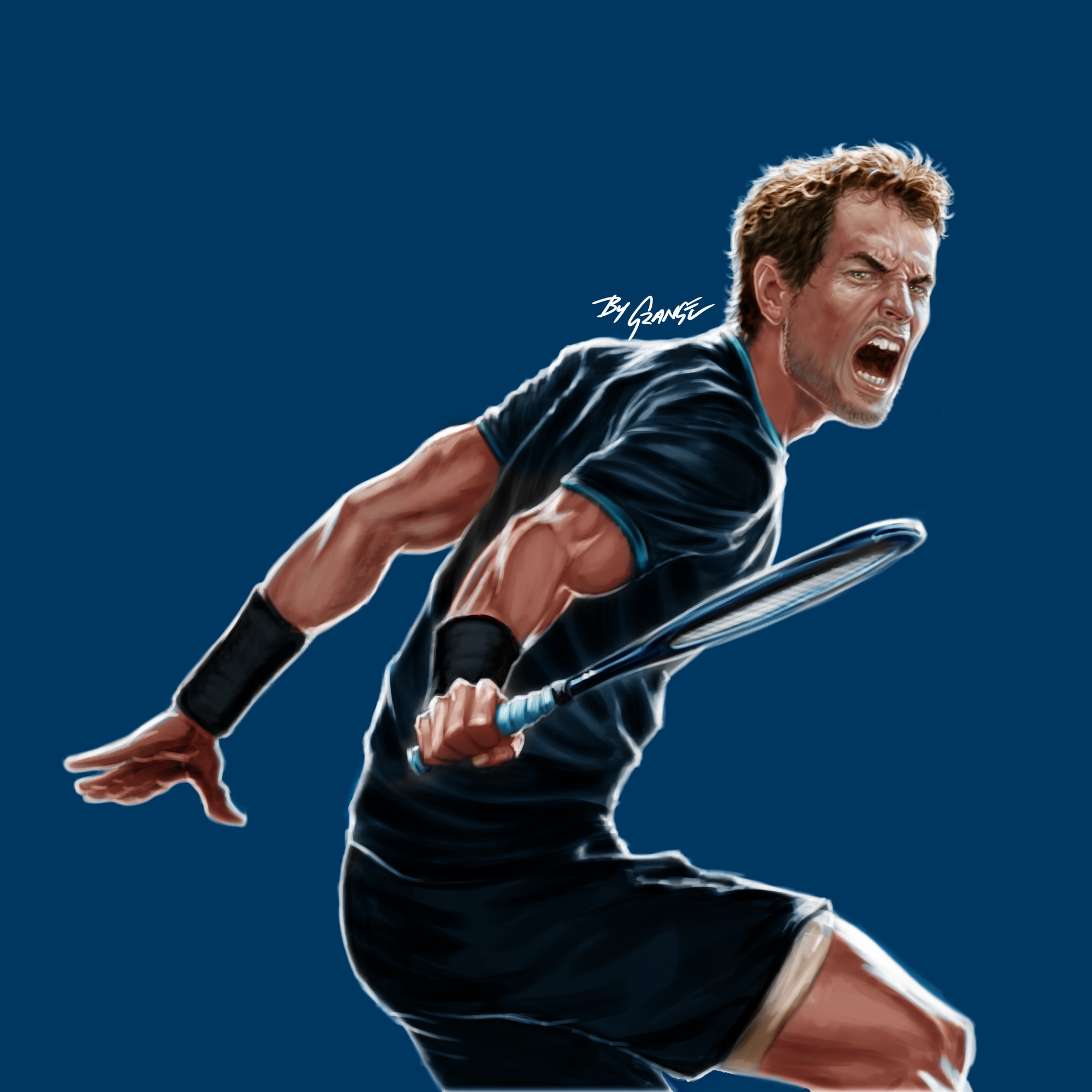 Grange wallis andy murray