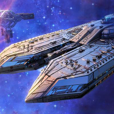 Yuliya zabelina super dreadnought kalari class by era7 dcpc89e