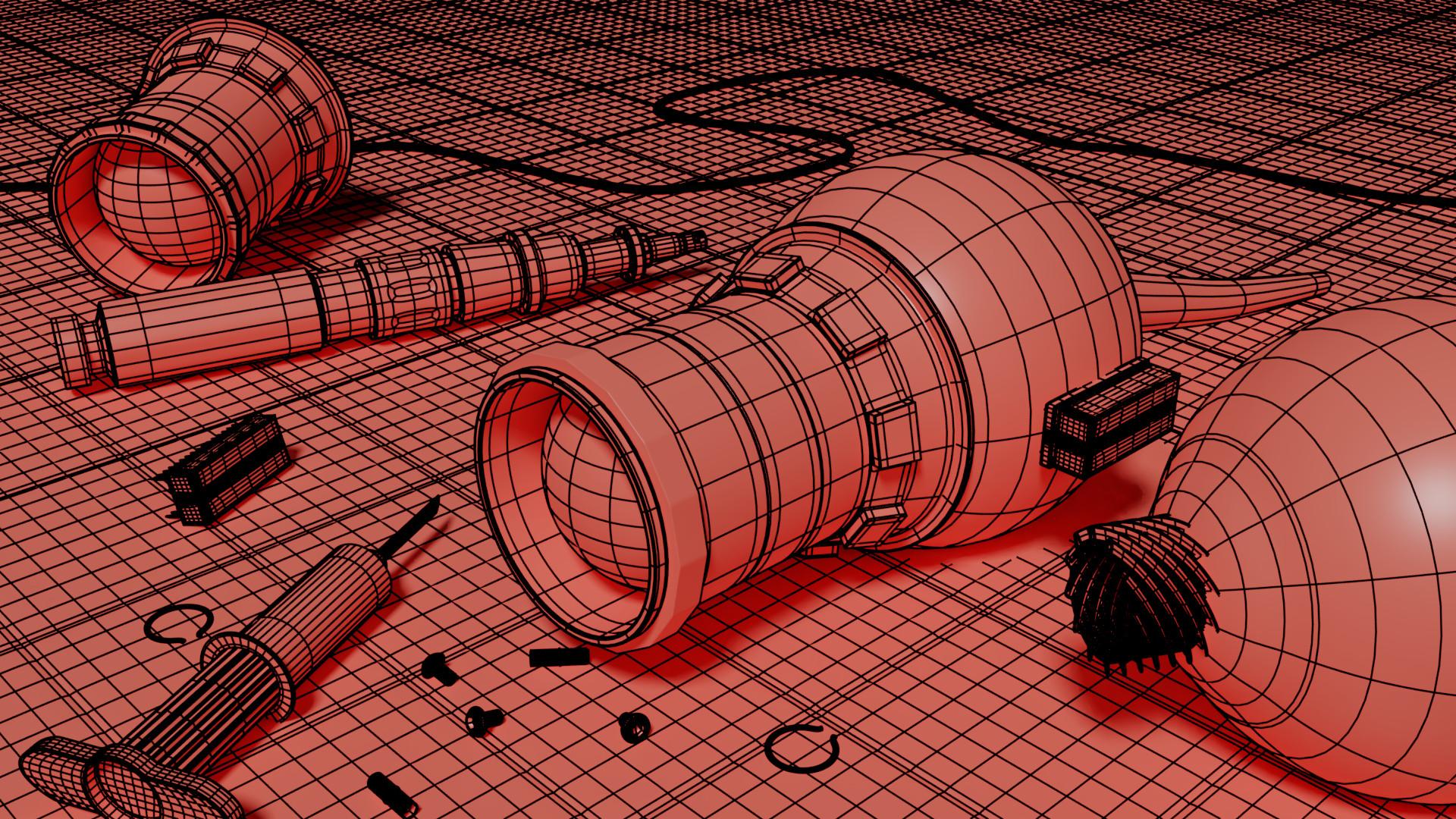 Stephen koehler bionic clay wire