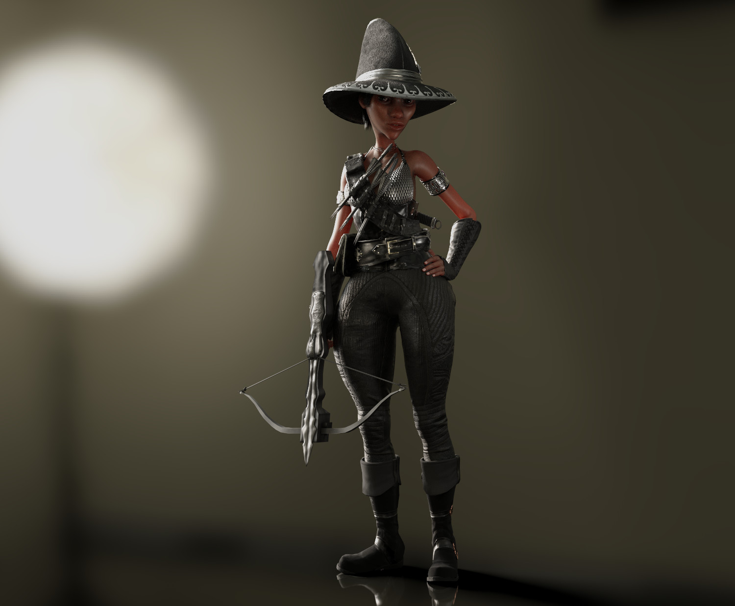 CC3 Huntress