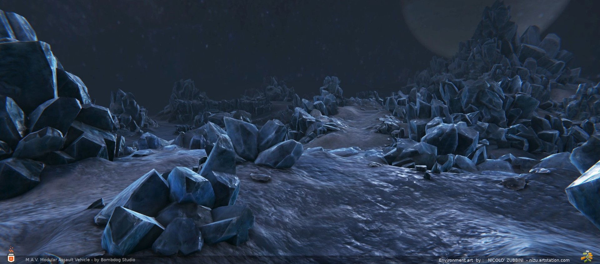 Nicolo zubbini ice mountain 1