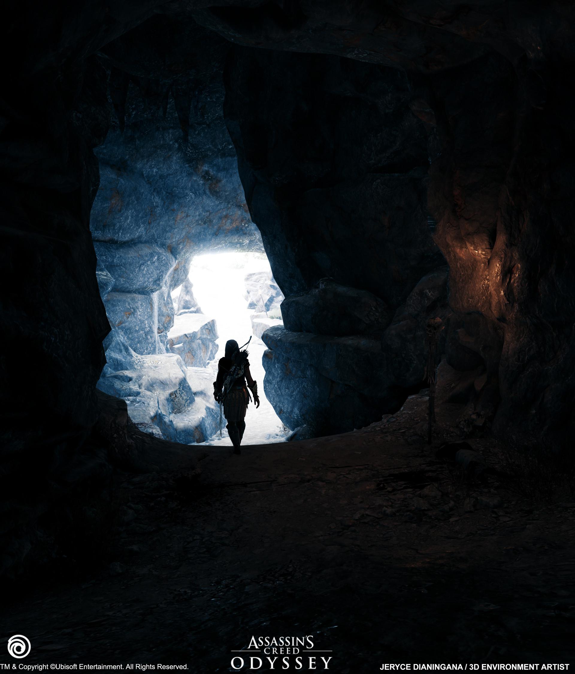 Jeryce dianingana cave1