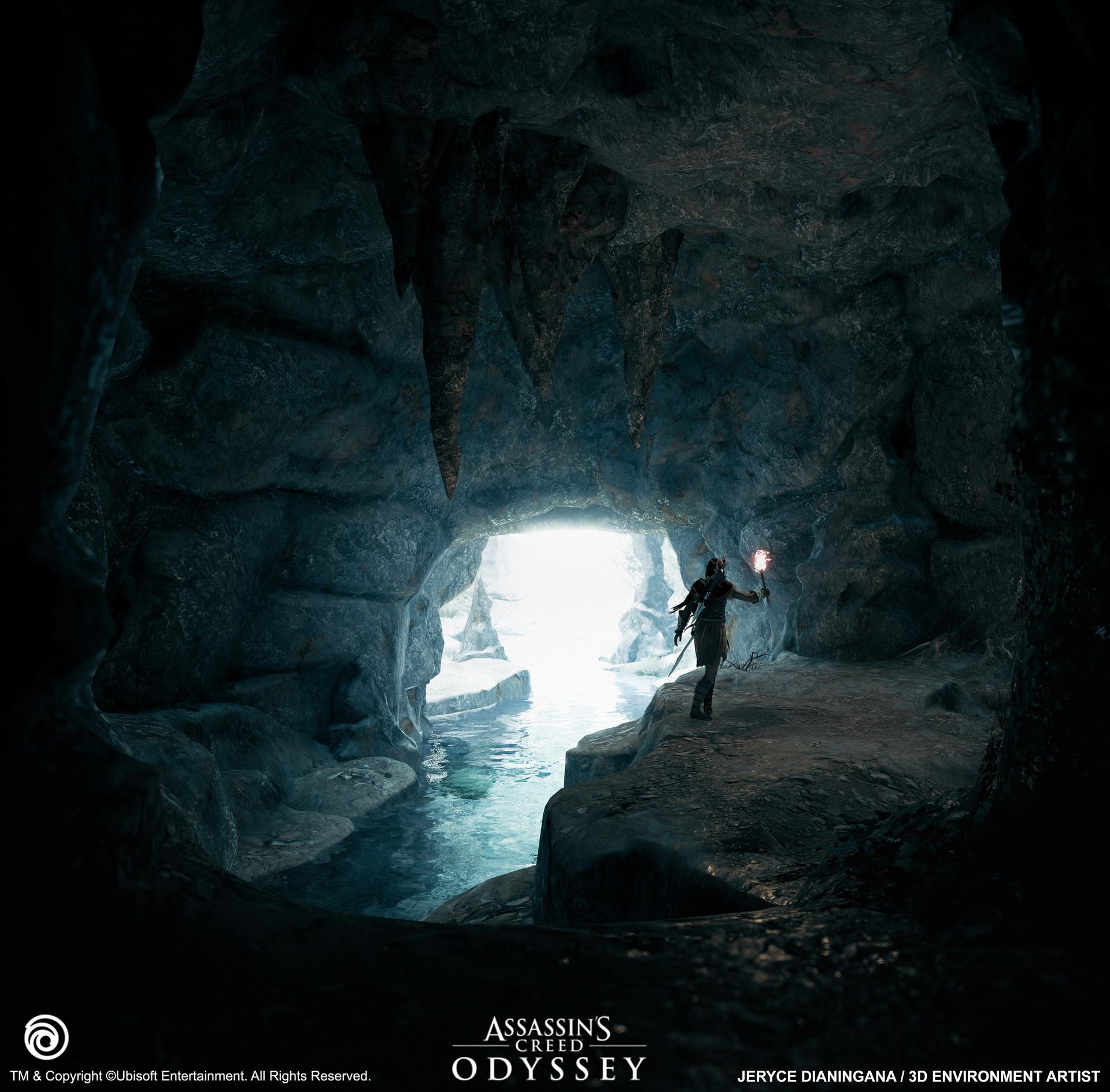 Jeryce dianingana cave2
