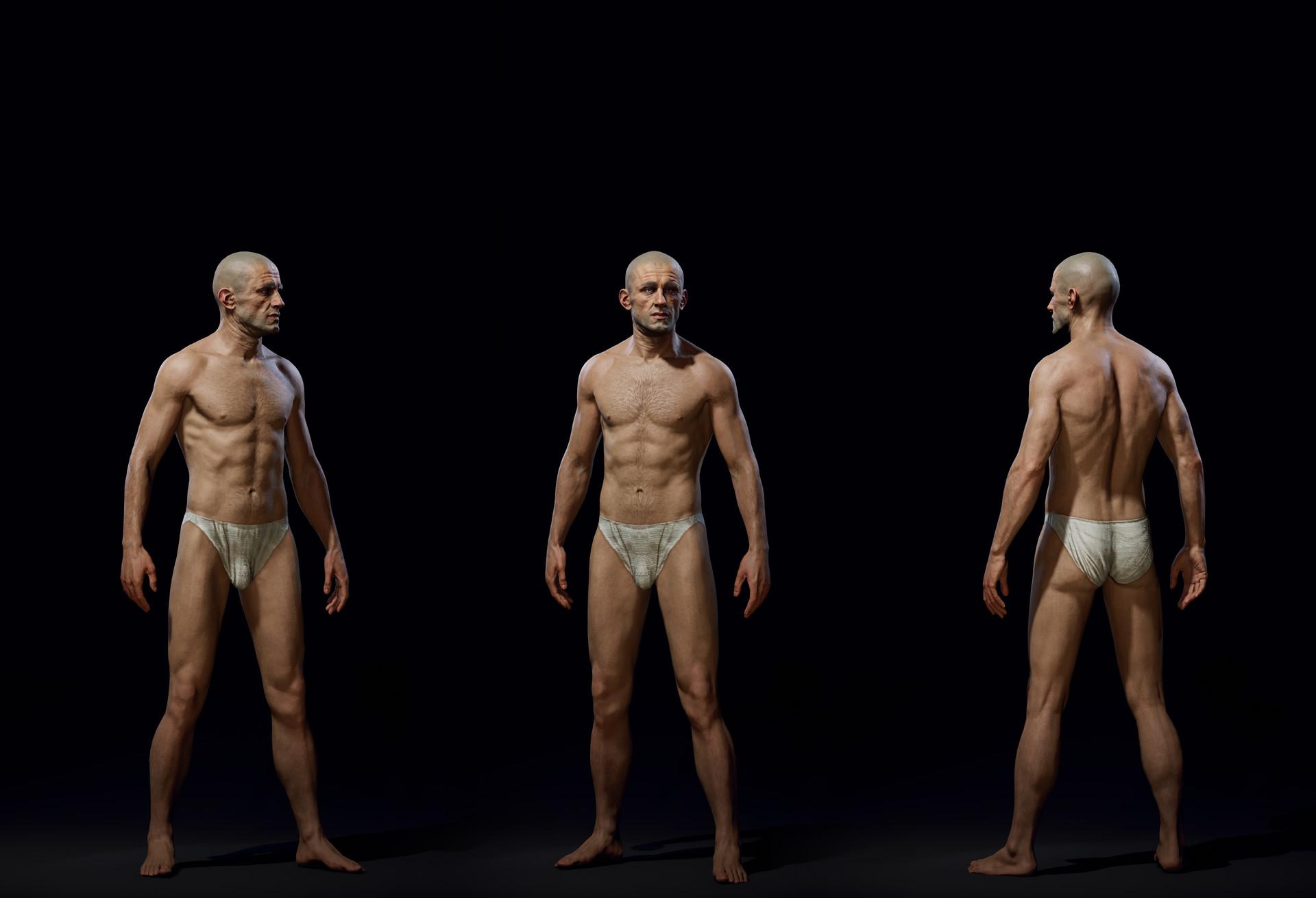 Mathieu goulet average body