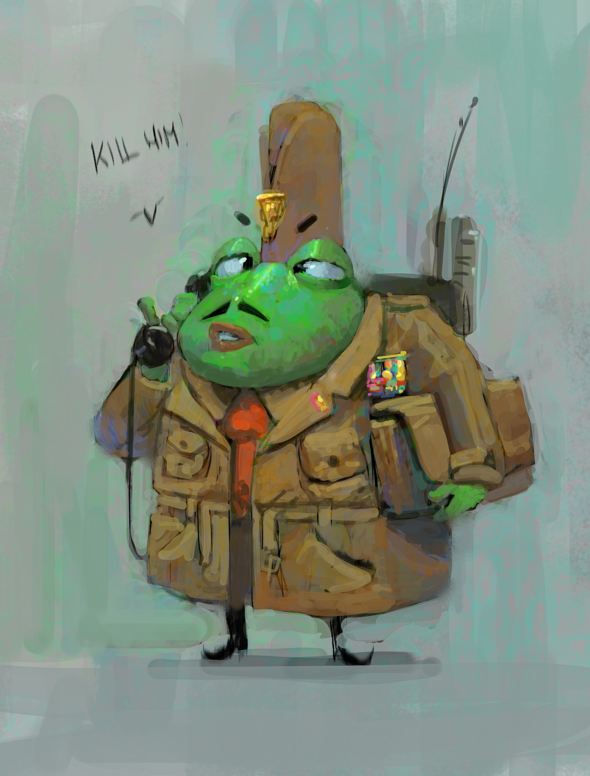 Grenouilles General