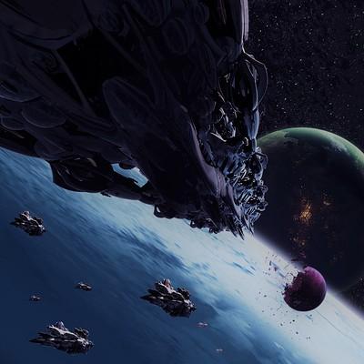 Pierre santamaria broken planet