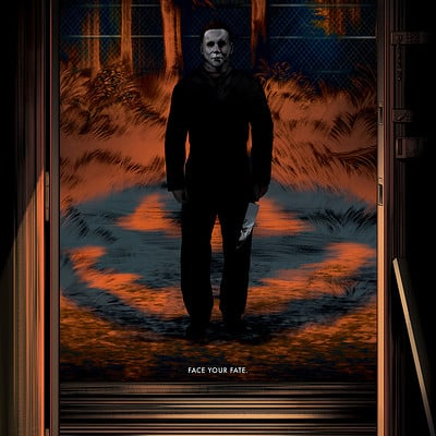 Christopher ables halloween poster rgb web