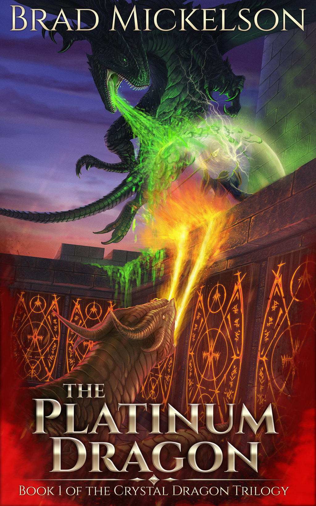 Robert crescenzio the platinum dragon book cover by robertcrescenzio dcq28vt