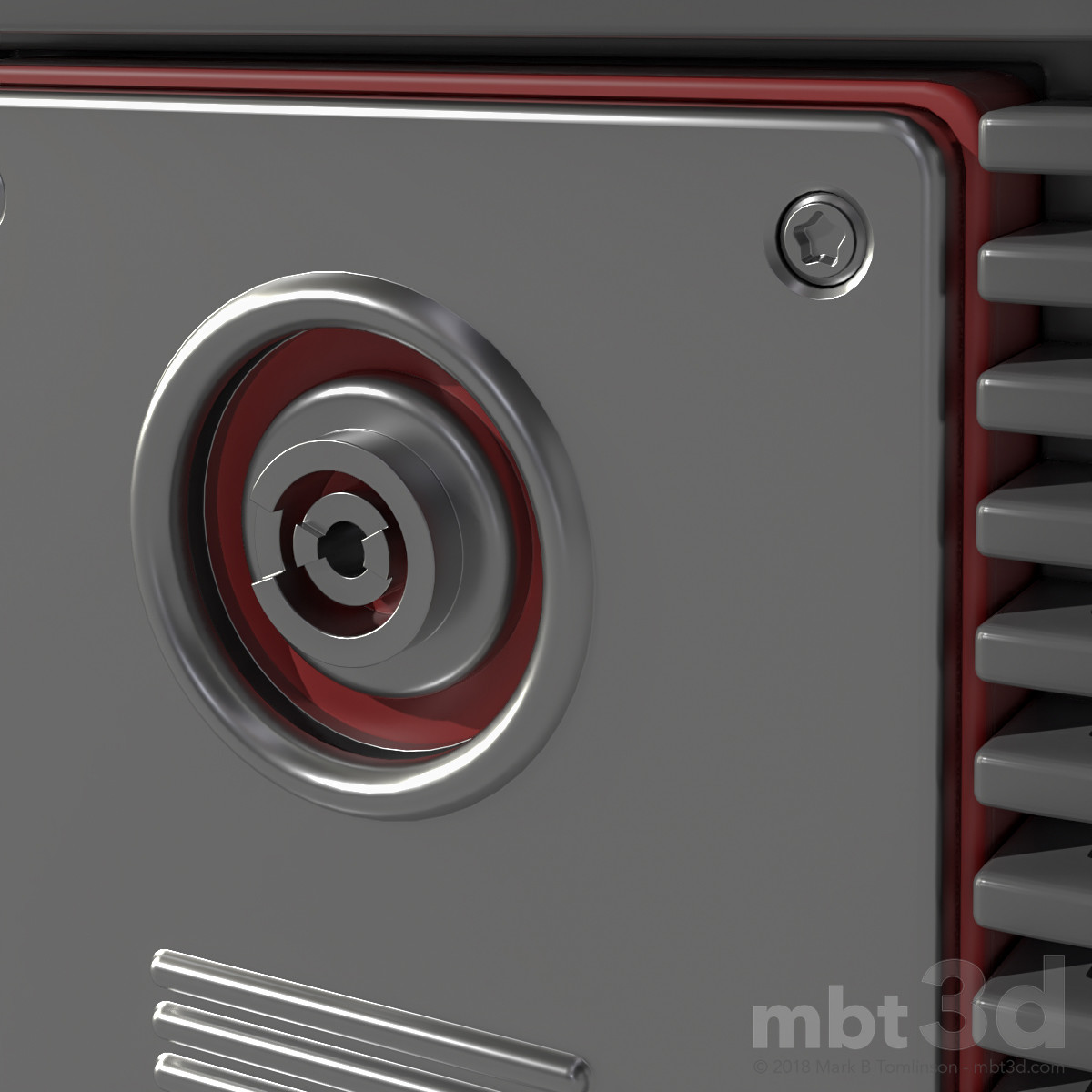 Box X: Front Close.