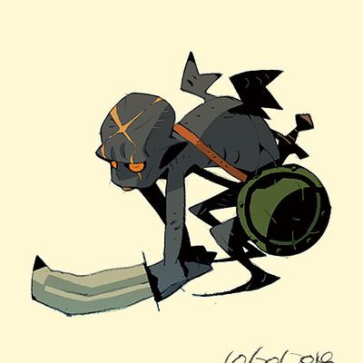 Satoshi matsuura 2018 10 18 dark goblin s