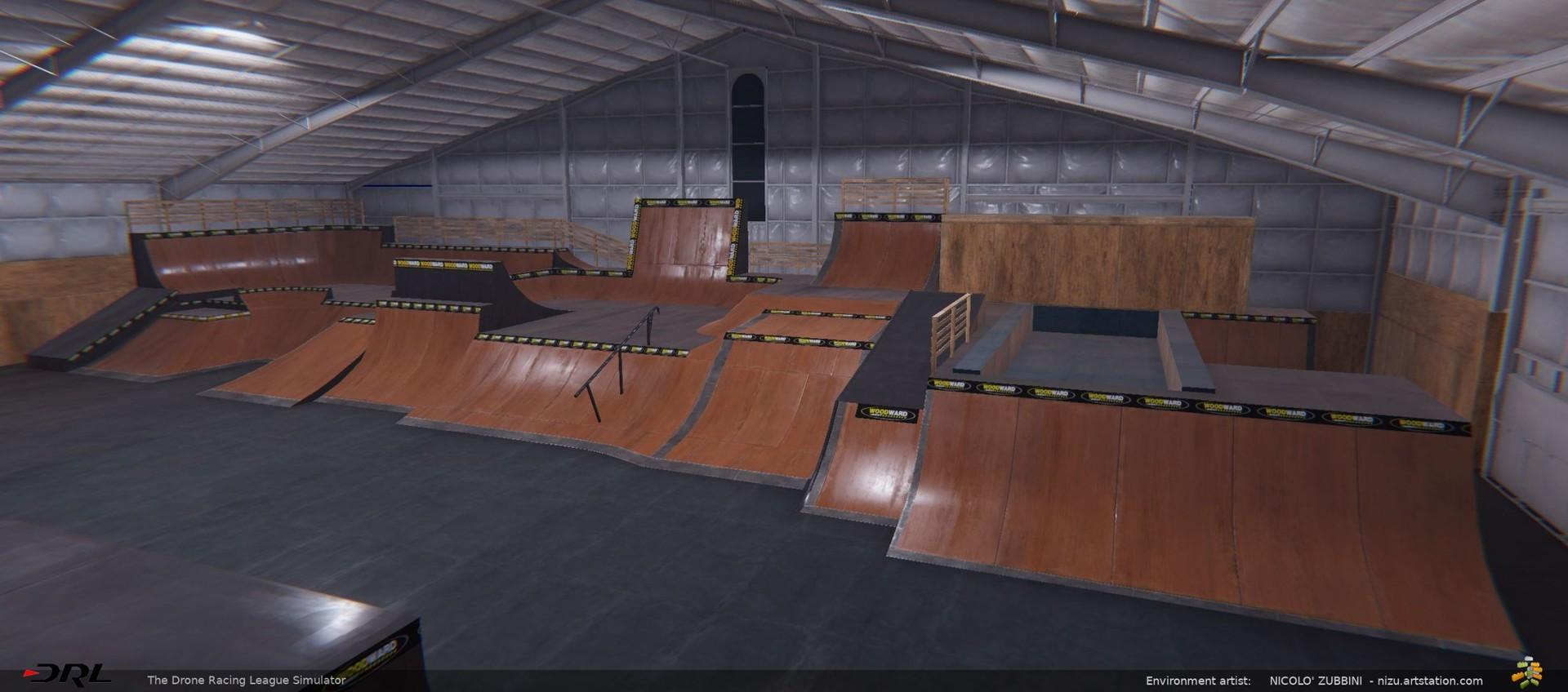 Nicolo zubbini drl skatepark 4