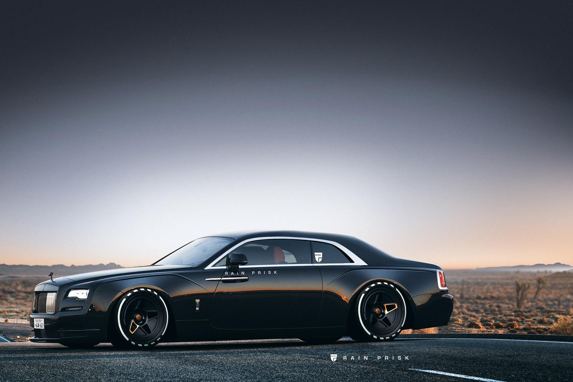 Rolls Royce Wraith v2