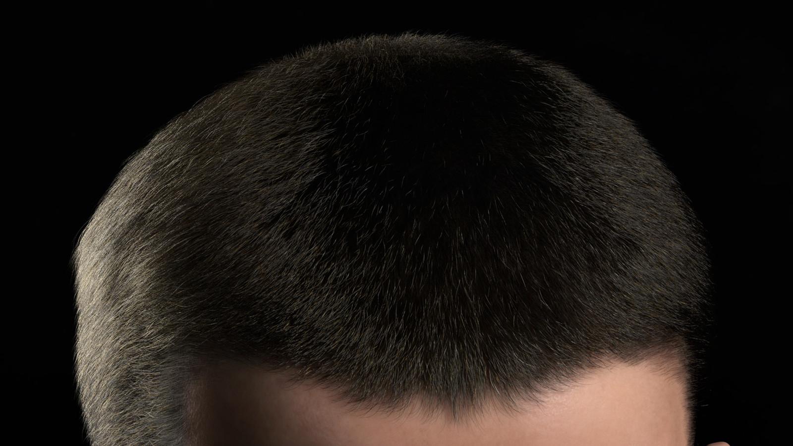 hair detail