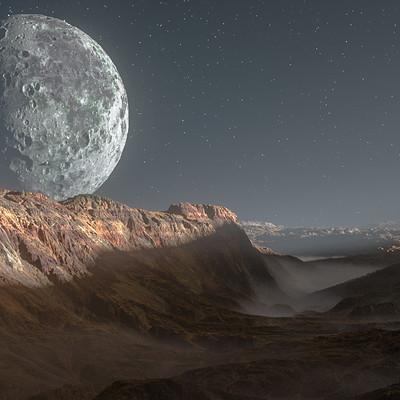 Marton antal hadean moon 2