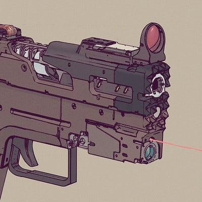 Elijah mcneal lazy pistol