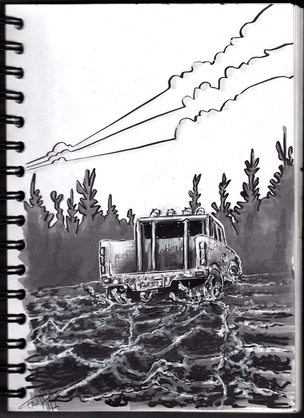 23.Muddy