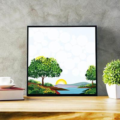 Rajesh r sawant free photo frame fotorahmen mockup 1000x676