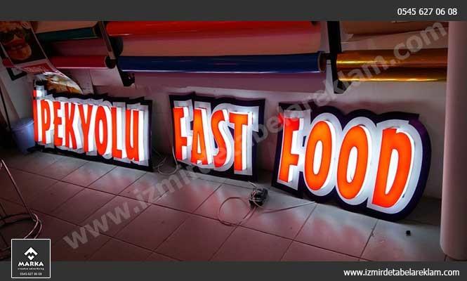 Izmir tabela reklam hizmetleri izmir tabela pleksi kutu harf