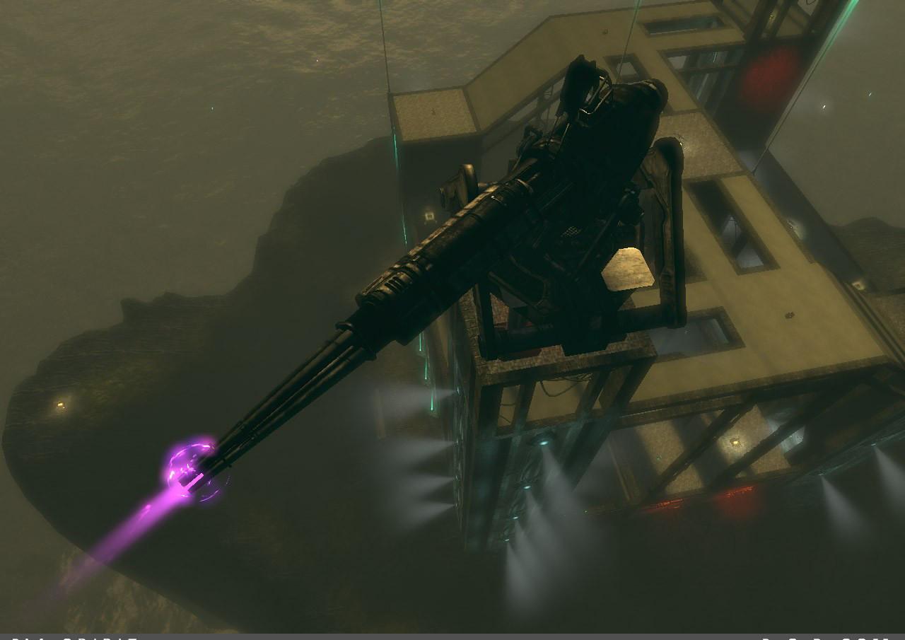 George hulm turret1