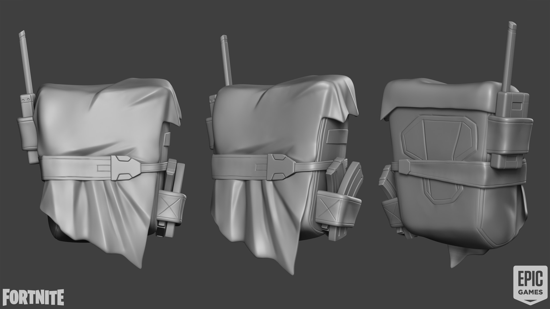 Joe atilano backpacksheet zbrush
