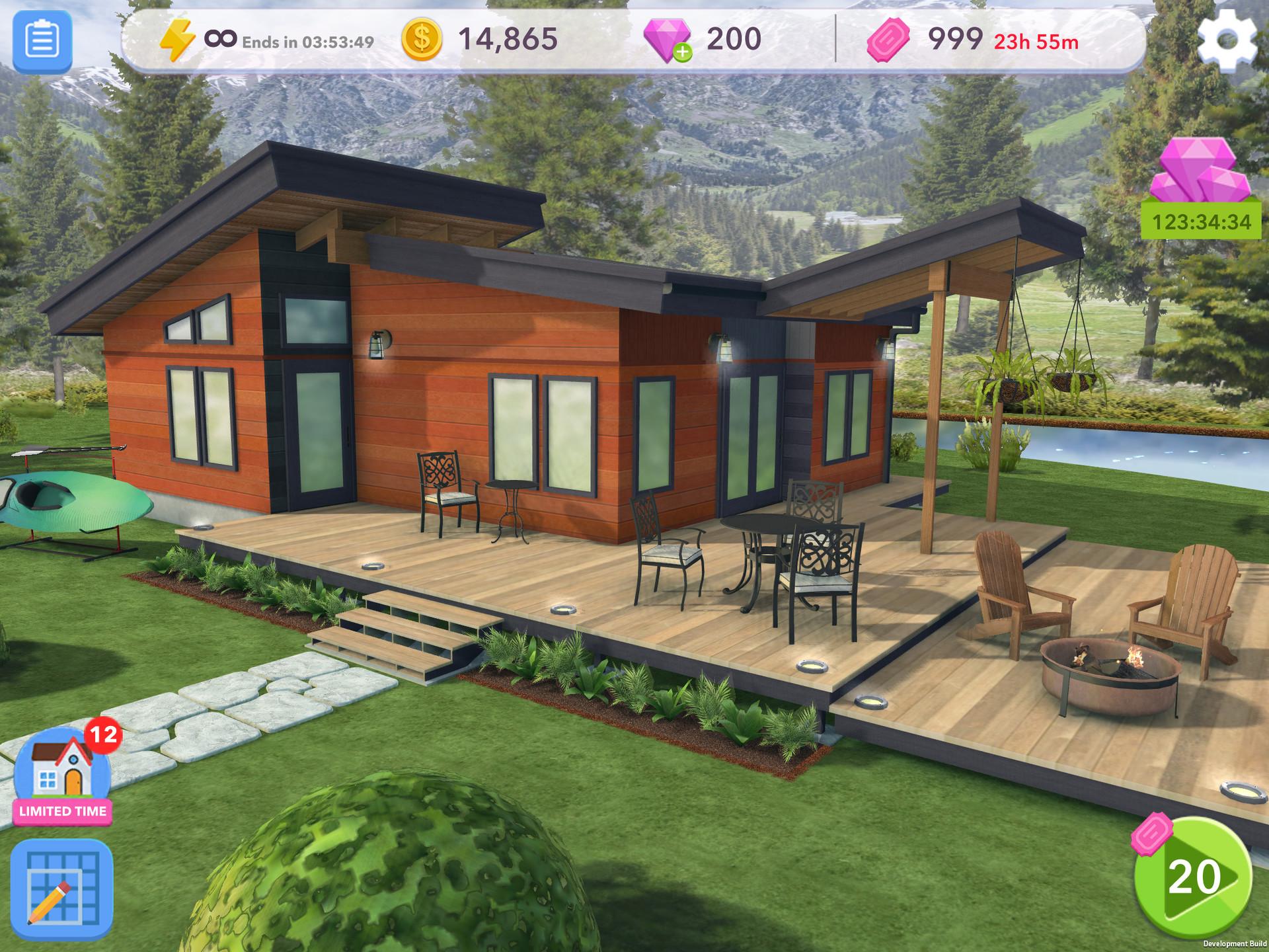 Artstation Home Design Makeover Christen Borras