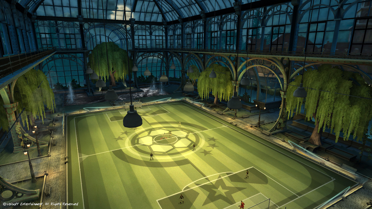 Glass House Venue (Textures only)