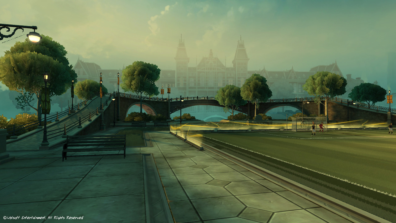 Canal Venue (Textures only)