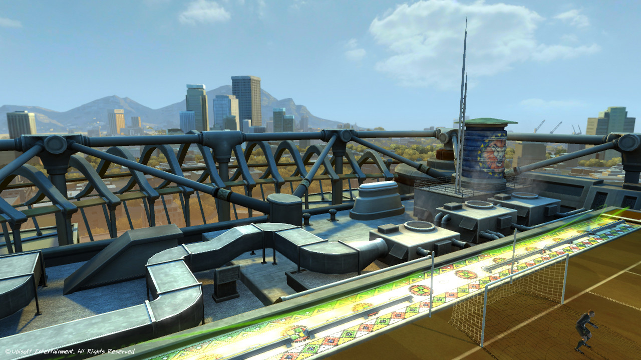 Rooftop Venue (Textures only)