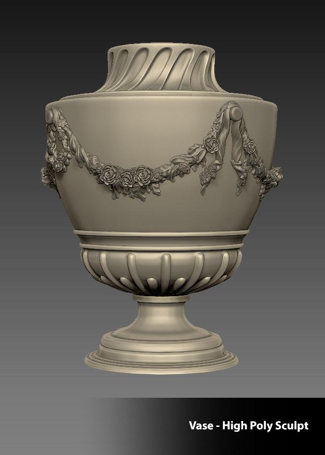 Brenna blackman vase hp