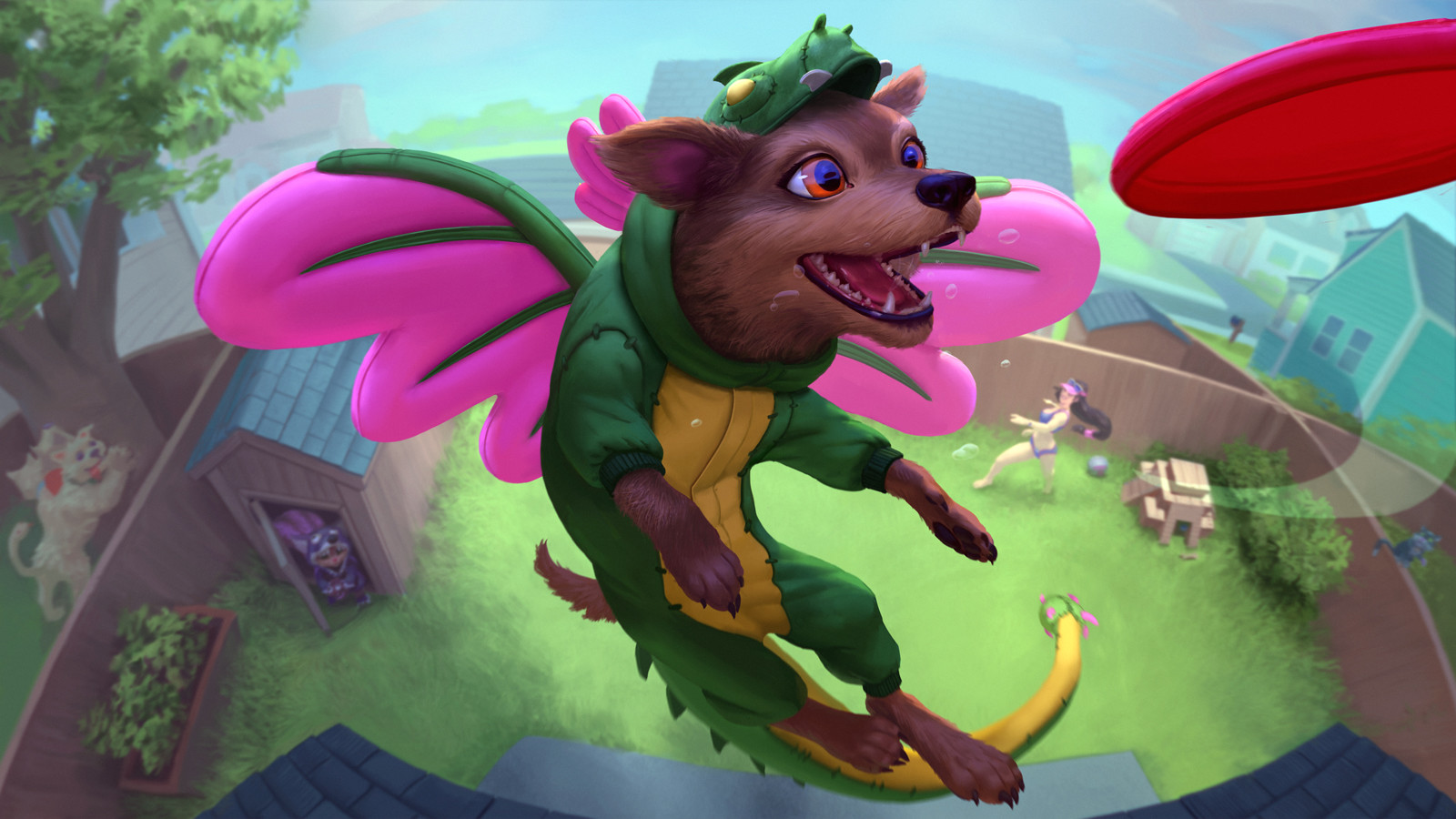 Devin platts kukulkan dragondoggo splash