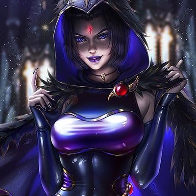 Ayya sap raven by ayyasap dc2357w