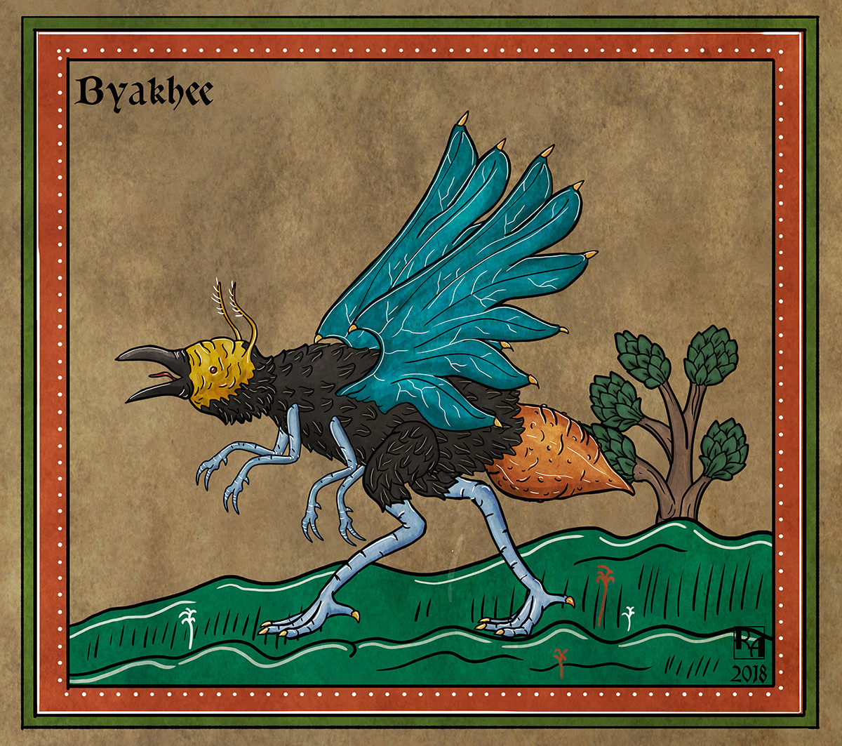 Byakhee