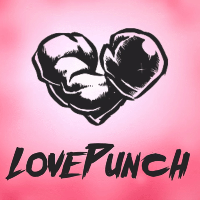 Lovepunch Animated Logo