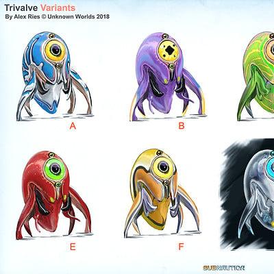 Alex ries alex trivalveex