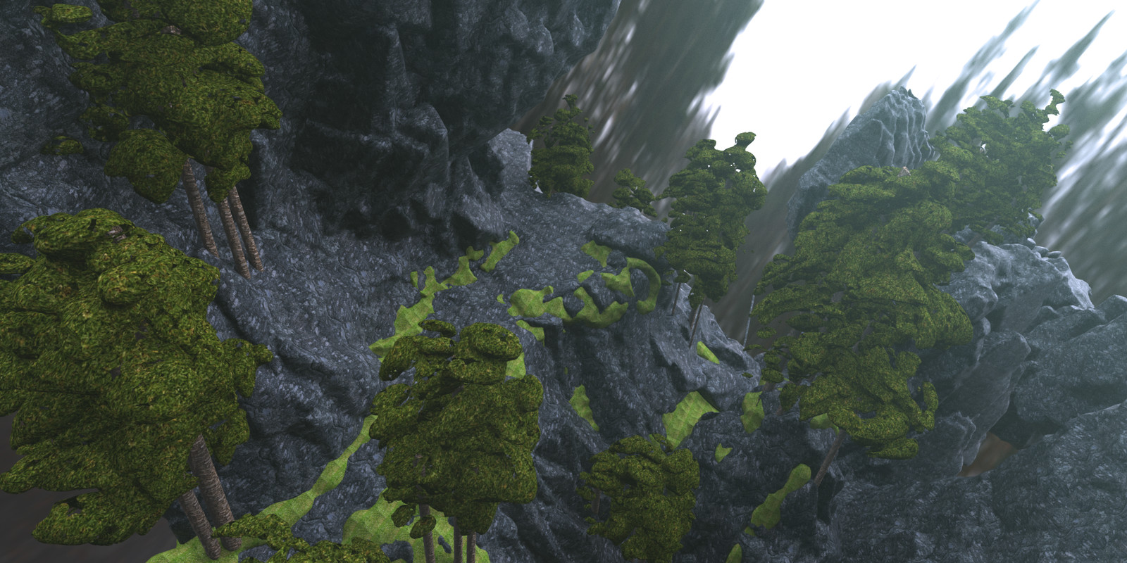 Raw render for keyframe 002
