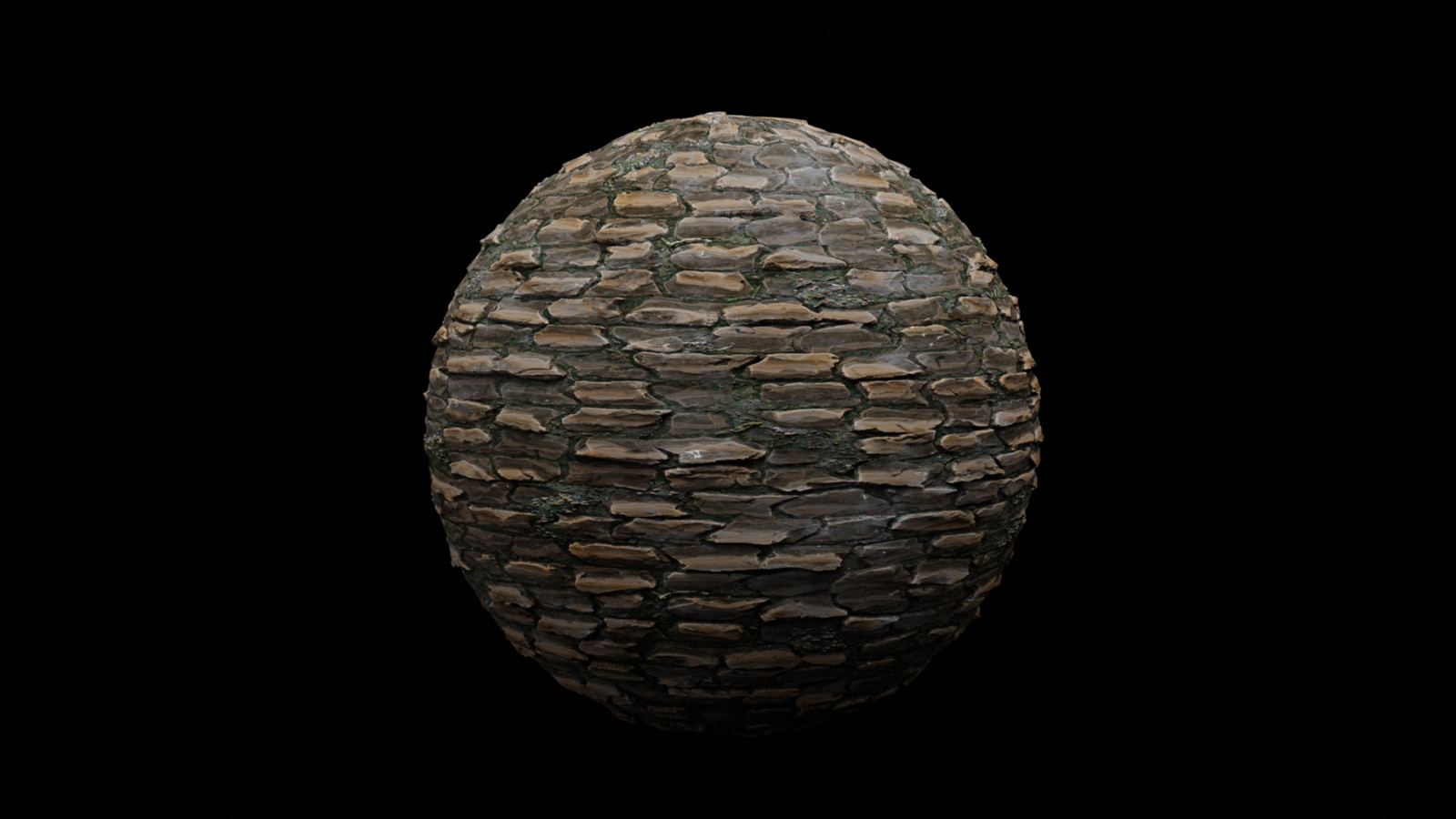 Substance Designer Cubble Stone Variation