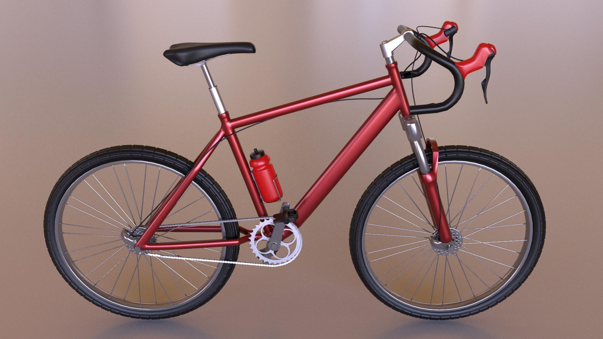 Rahul raj cycle 2 render