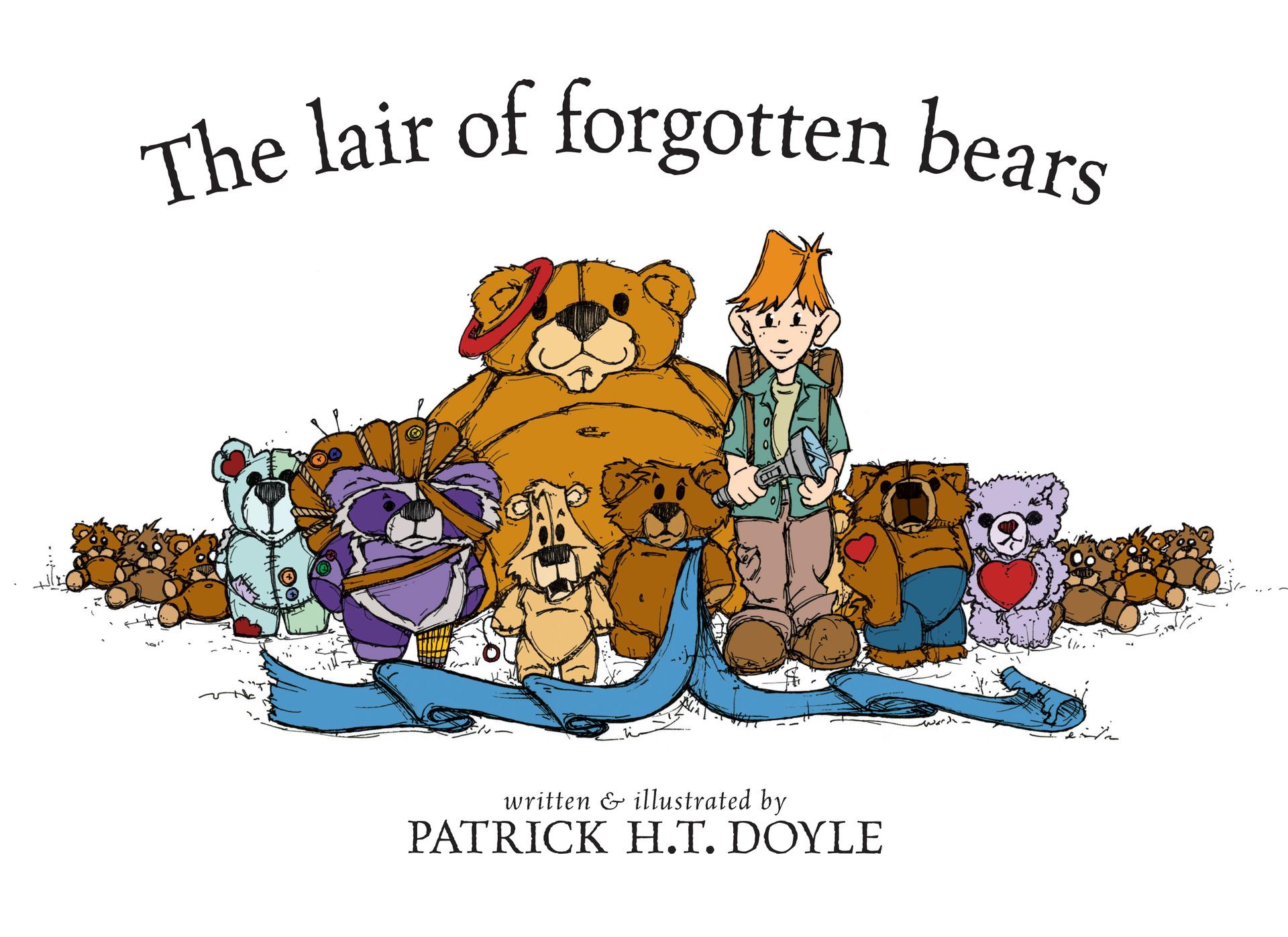 Patrick h t doyle forgottenbears bookcover