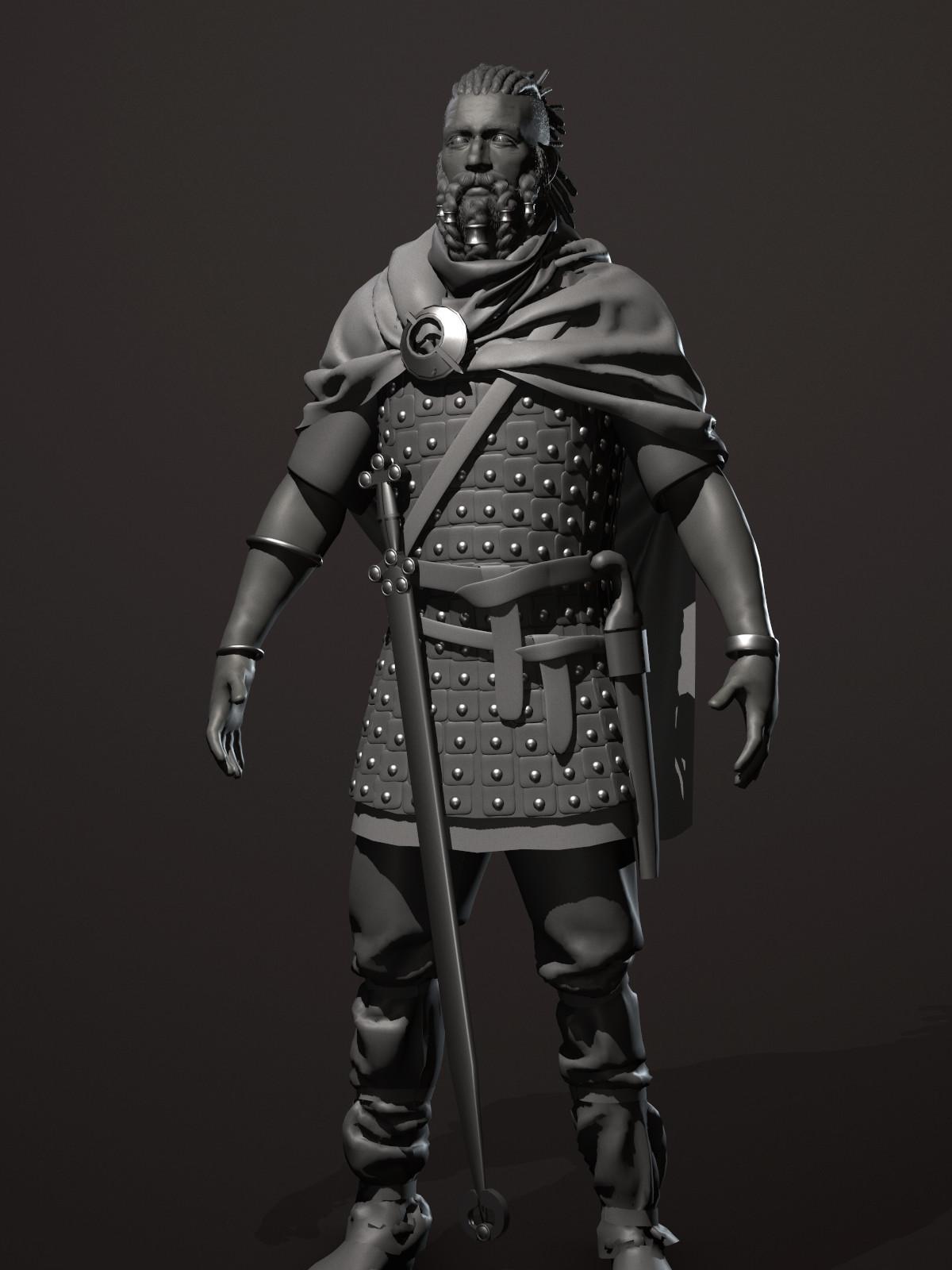 Artur: Celtic Warrior (WIP)
