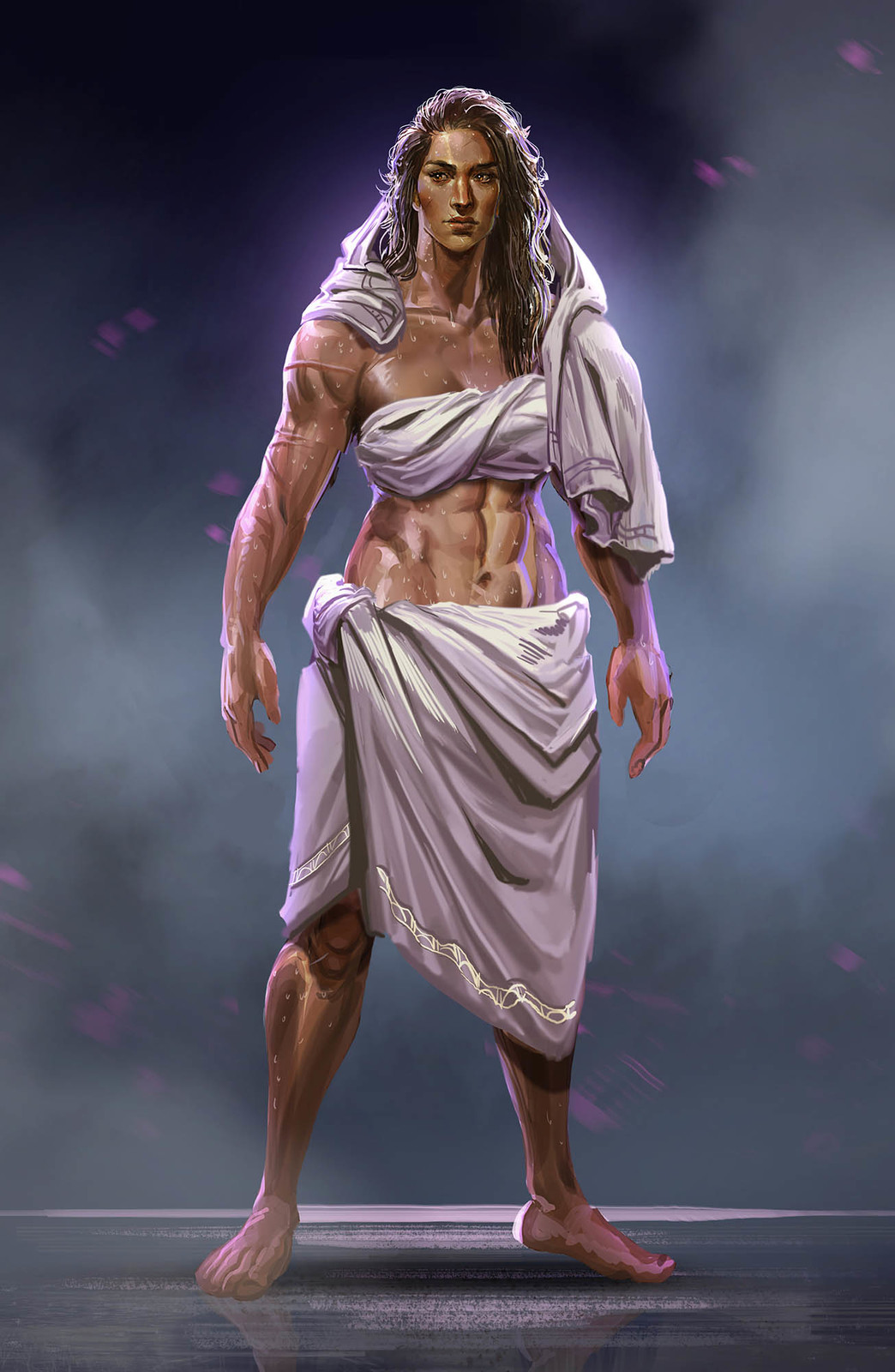 Bathhouse Towel Kassandra